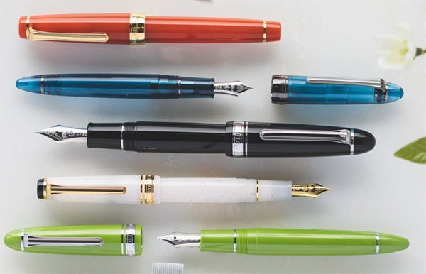Goulet Pens Are Now an Authorised Sailor Retailer