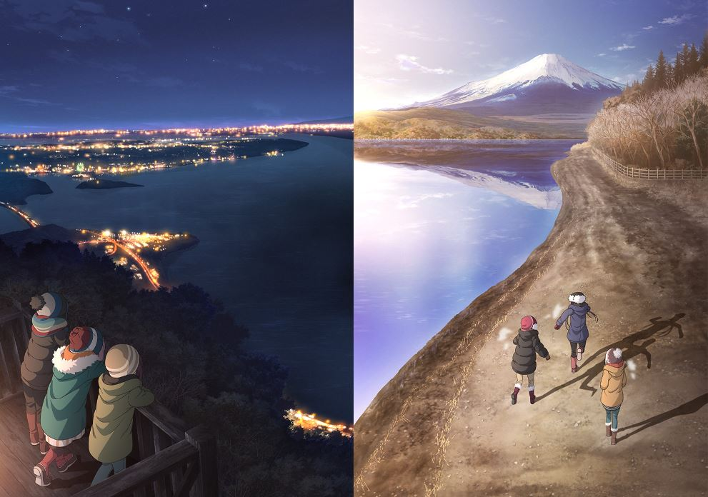Laid-Back Camp Season 2 to Premiere in January 2021