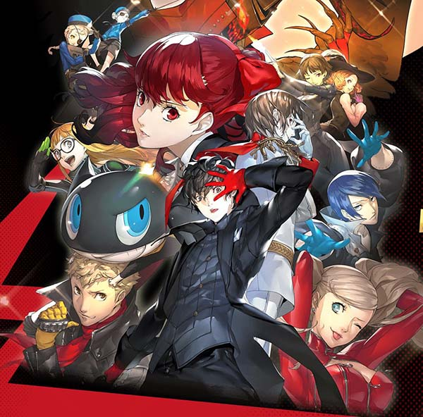 Persona 5 Royal OUT TODAY!