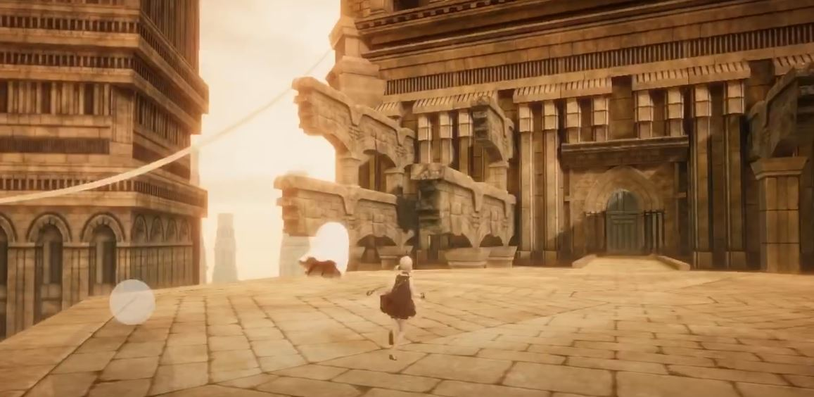 Nier Mobile Game 'Re[in]carnation' Gameplay Trailer Released