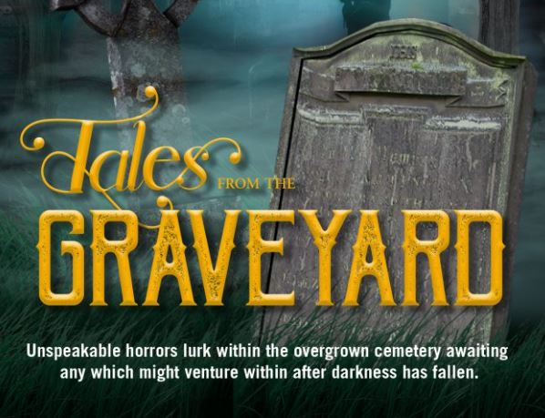Tales from the Graveyard – Guy N. Smith's Latest Book Out Now!