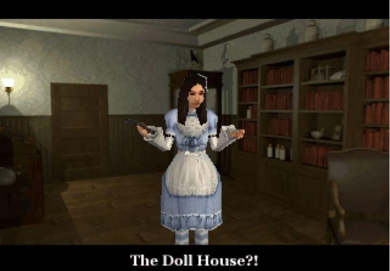 Alisa – The Awakening: PS1 Style Horror Game Coming to Kickstarter Soon!