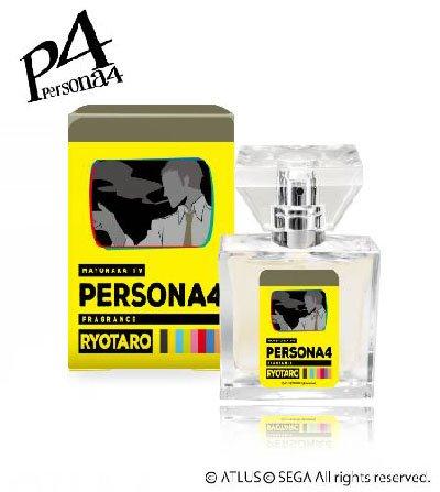 Persona 4 - Dojima Fragrance