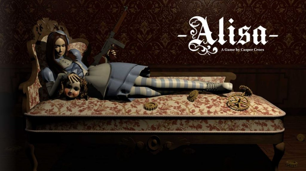 Alisa The Awakening Cover