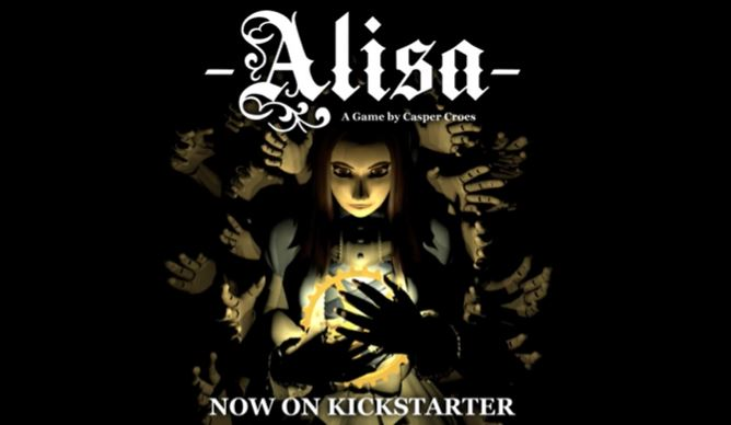 Alisa – PS1 Style Horror Game Now on Kickstarter!
