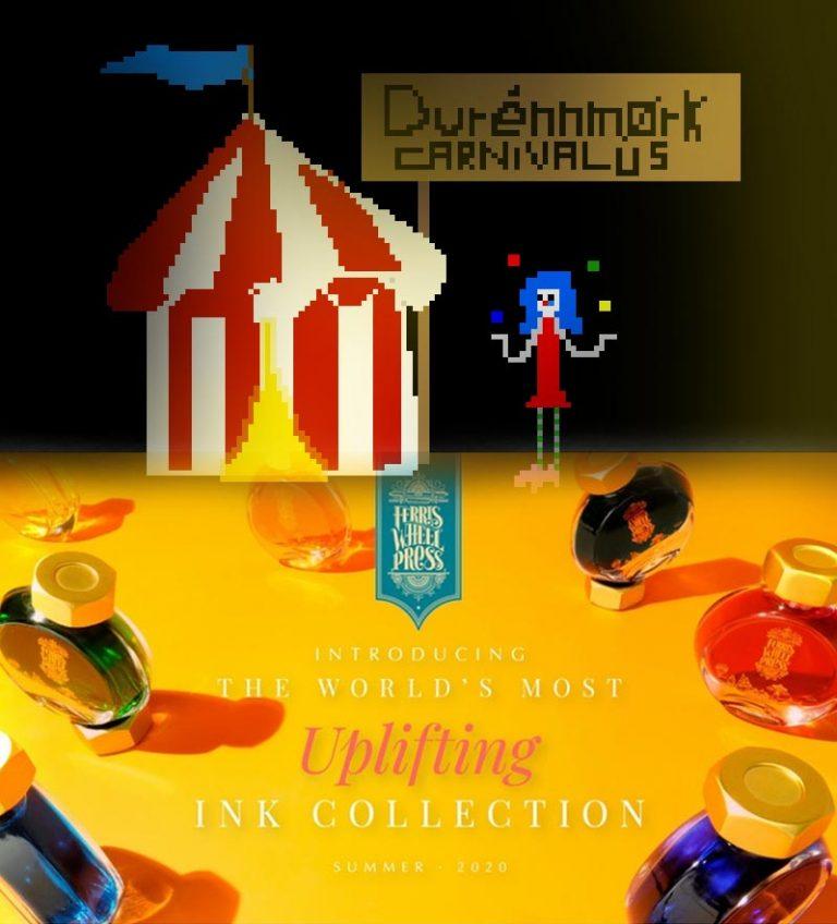 The Durénnmørk Carnival and Ferris Wheel Press' New Kickstarter!