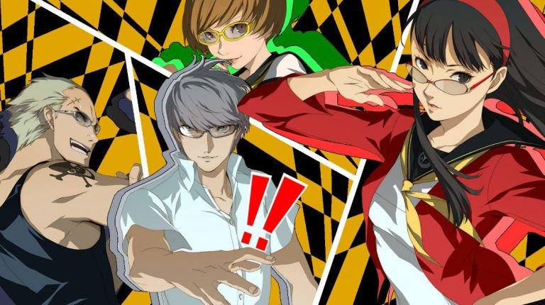 Every Day's Great! Persona 4 Golden Out Now on Steam!